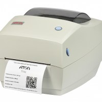 Термотрансферный принтер этикеток АТОЛ ТТ41