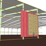 lightweight frame building