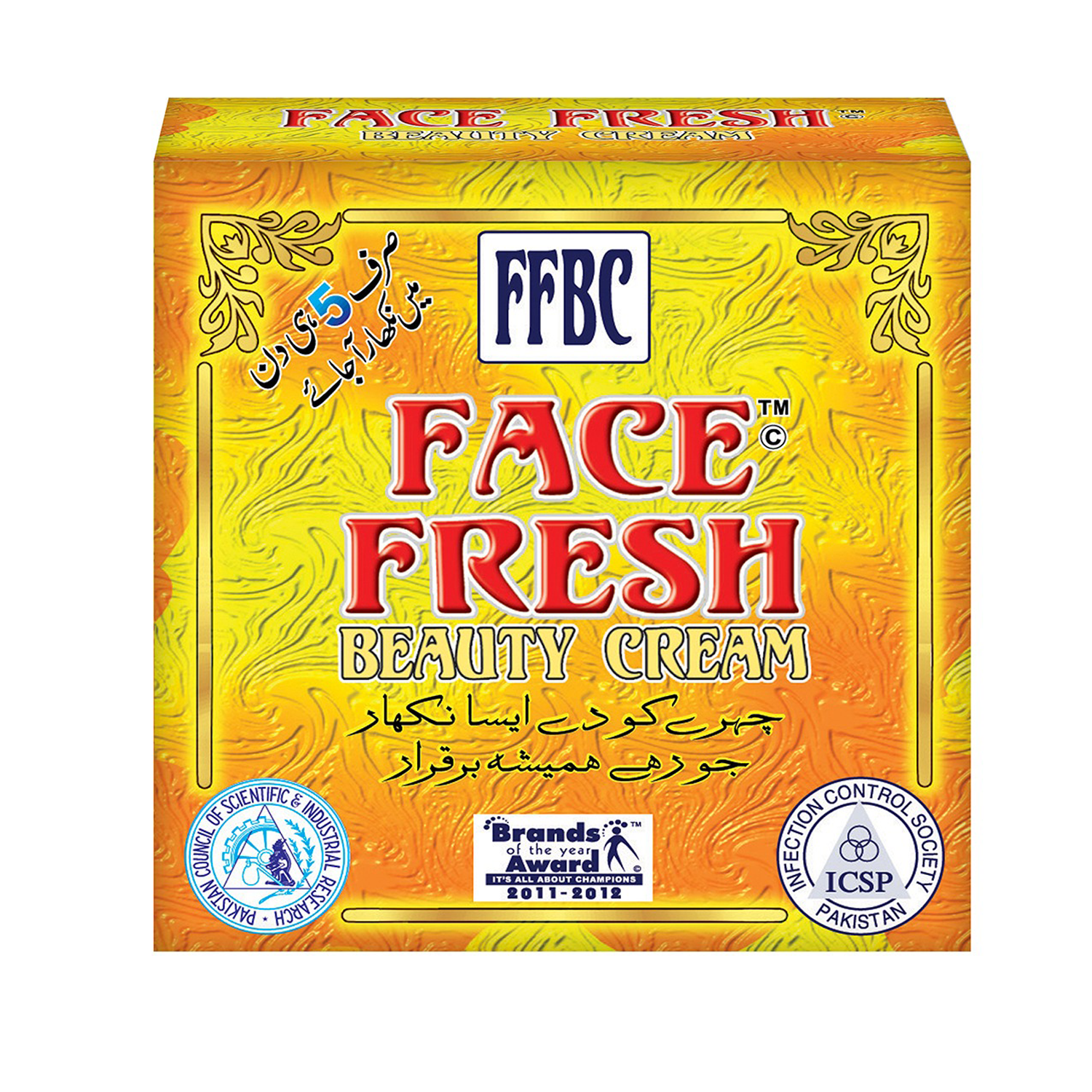 Face Fresh Cream Owner