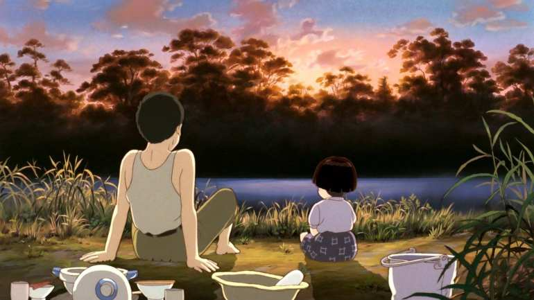 Grave of the Fireflies 8 1