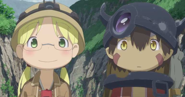 Reg and Rik from Made in Abyss