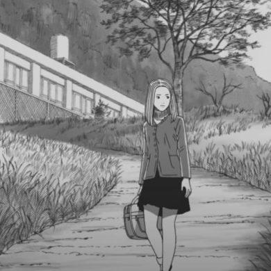 uzumaki anime screenshot