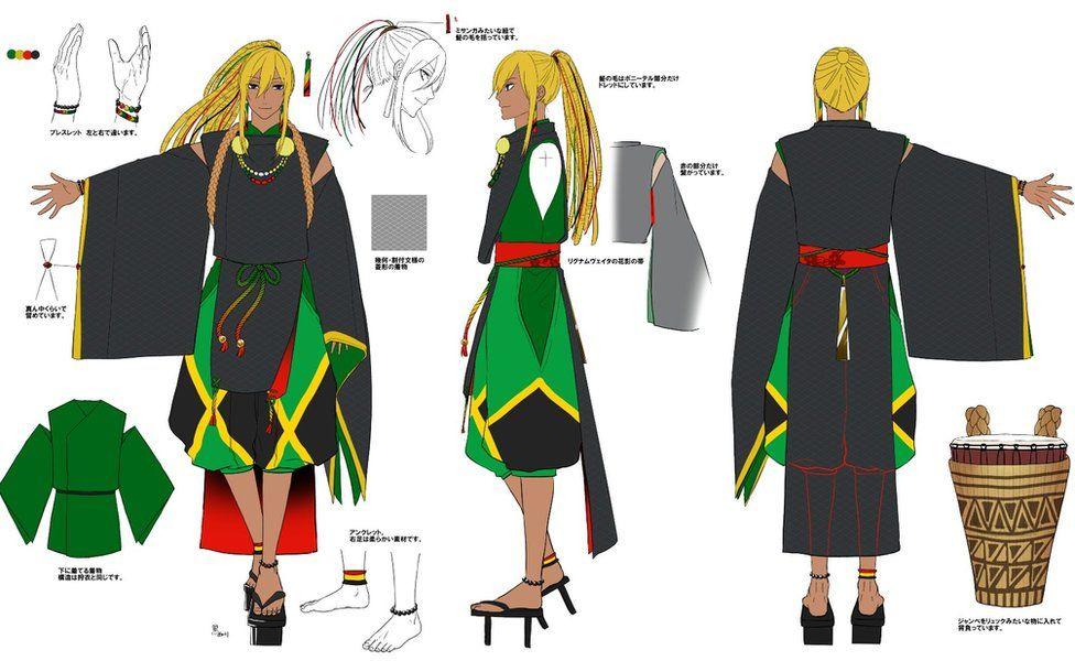 jamaican samurai