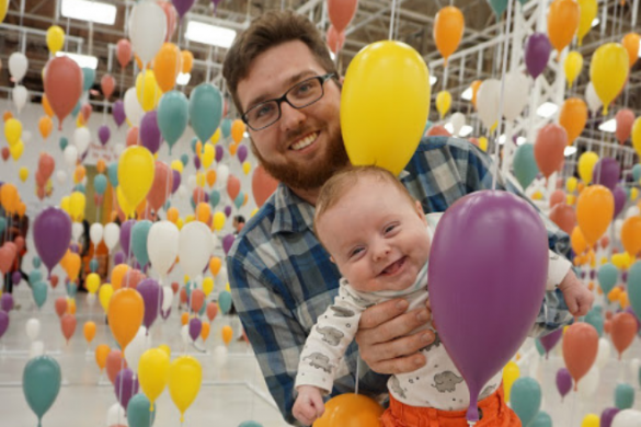 Mama Thoughts: Dads Should Take Parental Leave