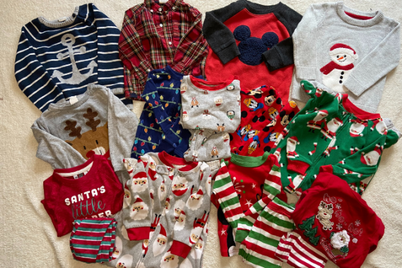Toddler Holiday Clothing Haul