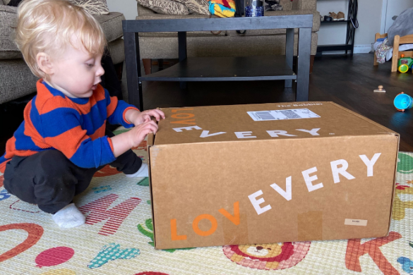 LOVEVERY 'The Babbler' Play Kit Review