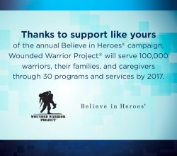 Wounded Warrior Photo
