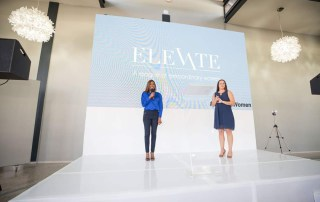 Elevate is a League of Extraordinary Women, who have created a meaningful and exciting forum to share, inspire and encourage each other to forge ahead and reach the summit. Photo: Charles Johnstone