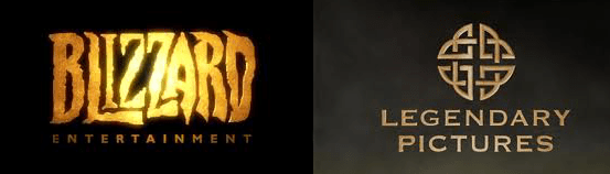 blizzard legendary logo