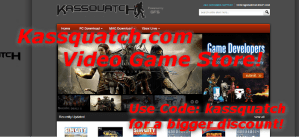Kassquatch.com Video Game Store