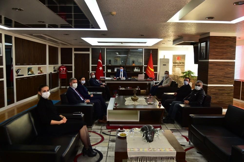 Maslak Yeni Küçük Sanayi Sitesinde 2. Etap kamulaştırma işlemleri başlatıldı
