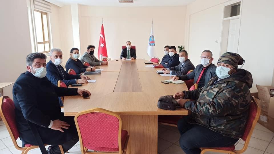 Tosya'da kınalı keklik avlaması yasaklandı