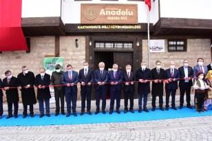 202 yıllık Tahir Efendi Konağı, Anadolu Masal Evi'ne dönüştü