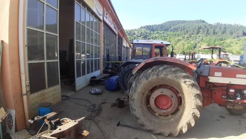 Varil patlaması sonucu ağır yaralanan kişi hayatını kaybetti
