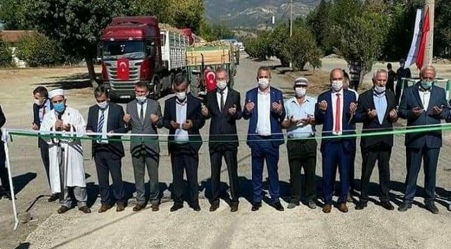 KASTAMONU ŞEKER FABRİKASI 58'inçi PANCAR ALIM KAMPANYASI AÇILIŞI YAPILDI