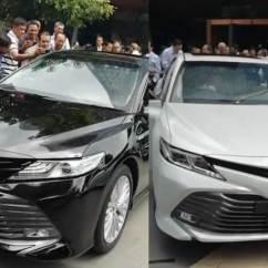 All New Camry Indonesia Toyota Yaris Trd Warna Merah Ada Versi Hybrid Persembahan Pertama Tahun