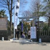 荒川神社 慶賀祭の様子