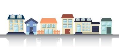 real-estate-design-over-white-background-vector-2077564