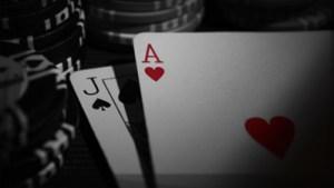 Karty blackjack