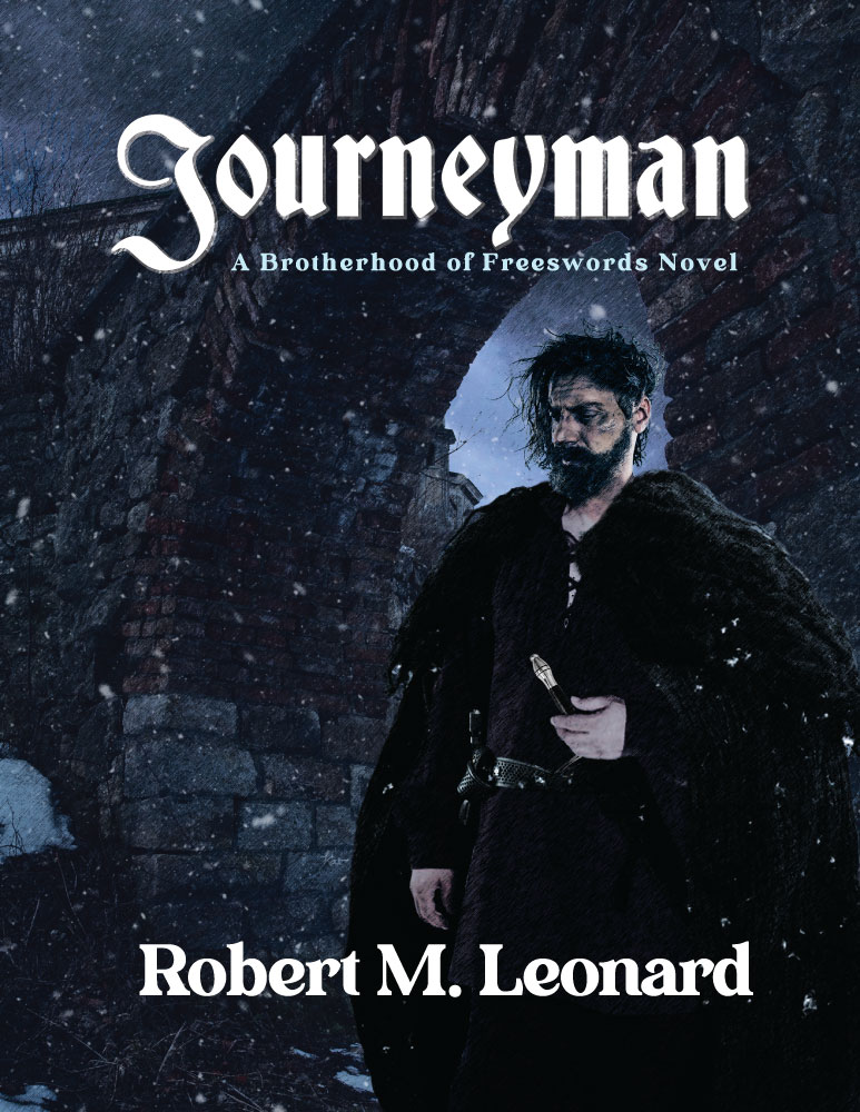 Cover of eBook titled Journeyman