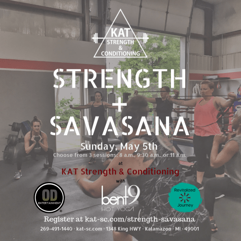 Strength-Savasana
