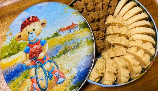 缶がキュート!香港のジェニーベーカリーのクッキーが楽天で買えちゃうよー!!