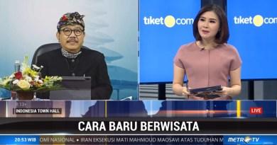Jadi Pilot Project, Wagub Cok Ace Optimis Kesiapan Bali Sambut Wisatawan Domestik dan Manca Negara