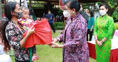 Ny Putri Koster Ajak Ibu-Ibu Hamil Turut Serta Minimalkan Angka Stunting