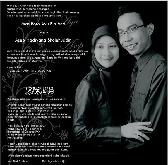 Kata Kata Mutiara Bijak Islami Pernikahan