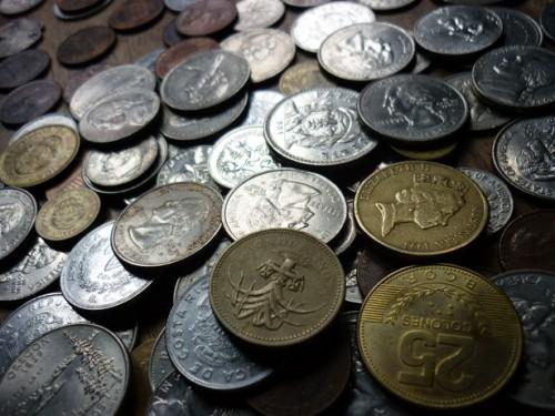 外国のコイン、使い切れず持ち帰ってきた時の対処法