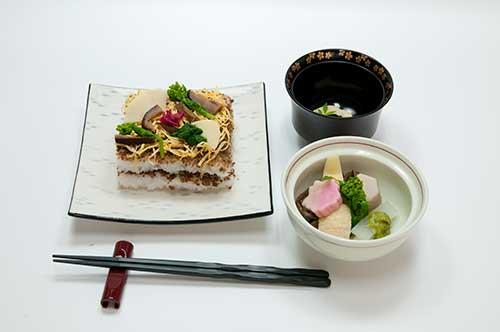 堅木屋のばら寿司