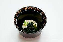 ばら寿司セット用吸い物