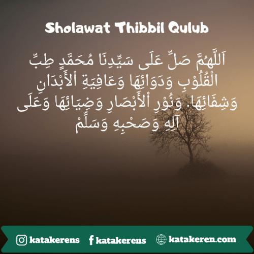 Sholawat Thibbil Qulub 3