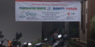 PMI Donor darah