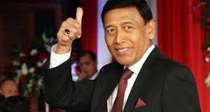 Hanura resmi Wiranto jd wakil presiden