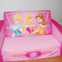 Disney Princess Flip Out Sofa Turn A Into Bed Pink Thingy Images Frompo