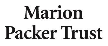 8 Marion Packer trust