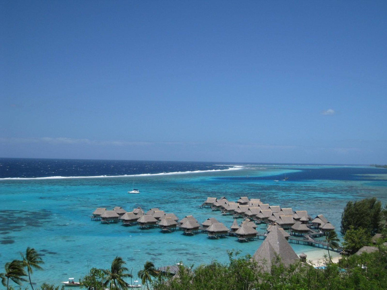 蜜月旅行到太平洋上的明珠 | 大溪地 Tahiti X 波拉波拉島 Bora Bora