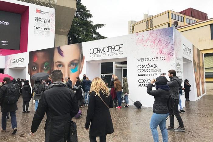全球最大美妝盛事 義大利美容展之我見 | 2018 Cosmoprof Bologna (含影片)