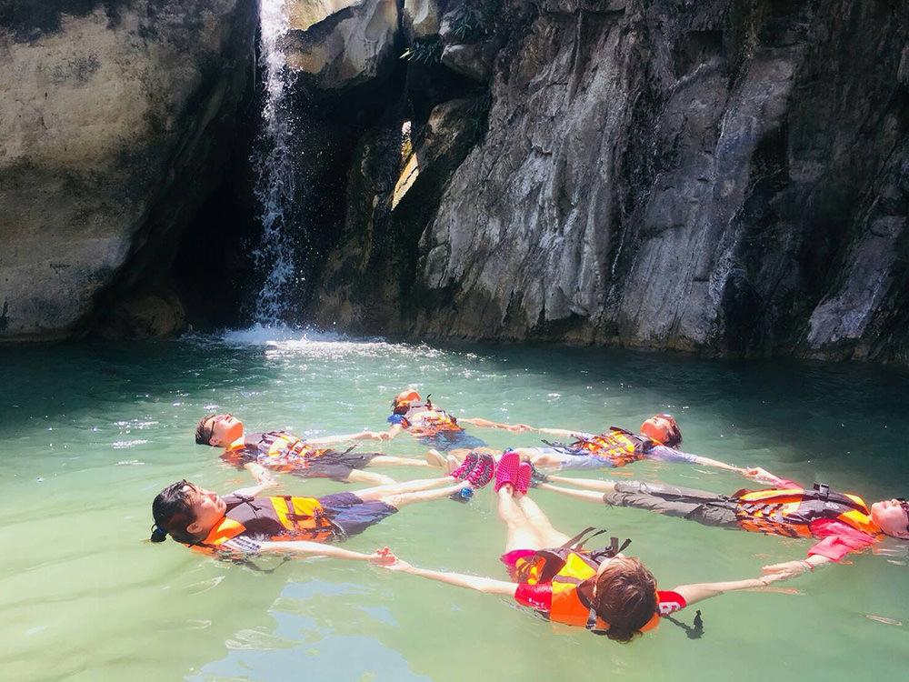 亞比亞納 阿里山茶山村 | D2 炎夏最愛水上活動 玩到不想回家
