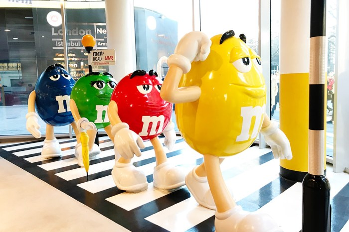 【英國】倫敦 M&M's 巧克力世界 | 繽紛巧克力牆 夢幻級療癒聖地 (含影片)