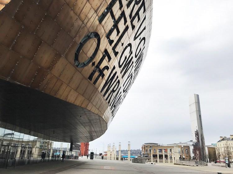 【英國】卡地夫 市區漫步歷史與現代的對話 | 同場加映Nata&Co 超人氣葡式蛋塔