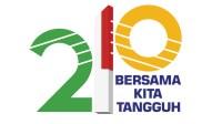 Makna Logo Hari Jadi ke-210 Kota Bandung