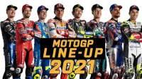 Pebalap MotoGP 2021