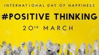 Selamat Hari Kebahagiaan Internasional