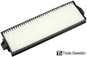 Bilreserdelar|Fresh air filter-4F0819439A.4F0819439C