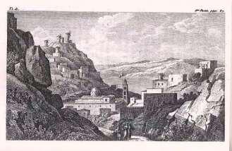 Antoine Laurent Castellan - Hydra, Apopsi polis (1797)