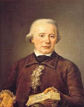 FOSCOLO FRIENDS - melchiorre-cesarotti (1730-1808)