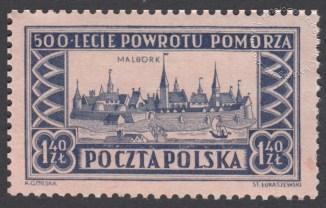 500 rocznica powrotu Pomorza do Polski - 735