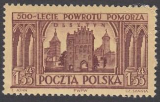 500 rocznica powrotu Pomorza do Polski - 736